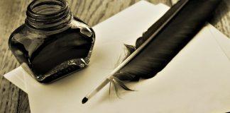 plume amour ecriture