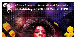 African Students' Association of Concordia (ASAC)