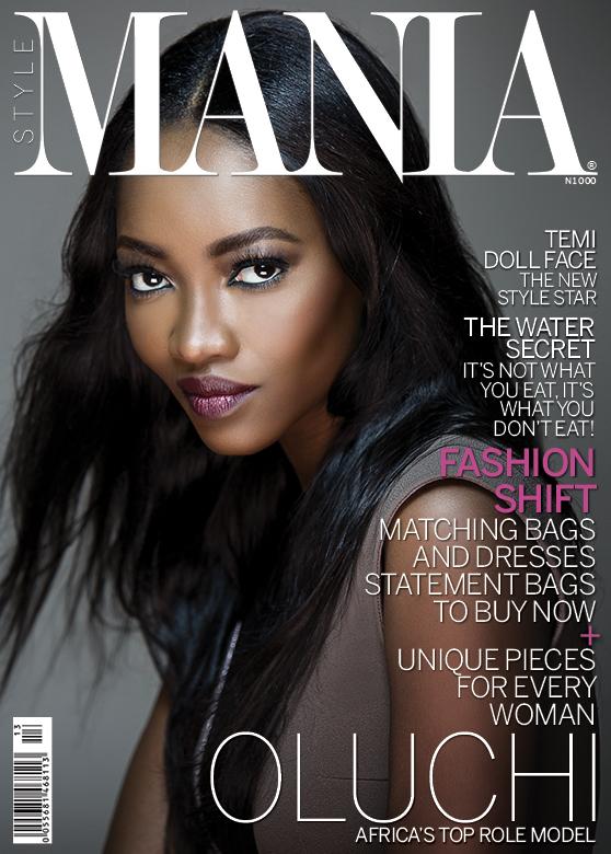 Oluchi orlandipour Mania Magazine