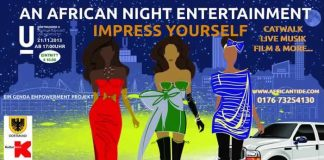africa night entertainment