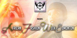 AFRICA FASHION WEEK EDMONTON