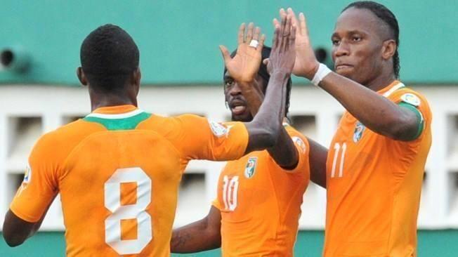 Coupe Du Monde 2014 Zone Afrique