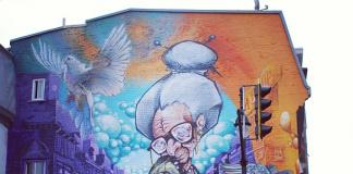 scene urbaine montrealaise