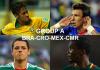 Coupe du Monde 2014 Groupe A : Brésil, Croatie, Mexique, Cameroun