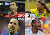 Coupe du Monde 2014 Groupe E : Suisse, Equateur, France, Honduras