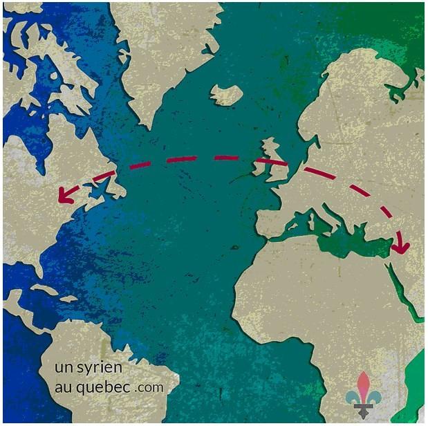 Un Syrien Au Québec