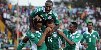 African-qualifiers-for-the-2014-World-Cup-..-Etoo-leads-Cameroon-to-cross-the-Togo-..-The-Nigerian-team-frustrates-Kenyan-planned-..-The-Ivory-Coast-hit-the-Gambia-in-the-absence-of-Drogba
