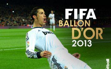 Cristiano Ronaldo reçoit son deuxième FIFA Ballon d'Or