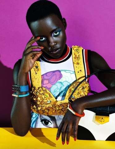 lupita nyong'o dazed and confused magazine