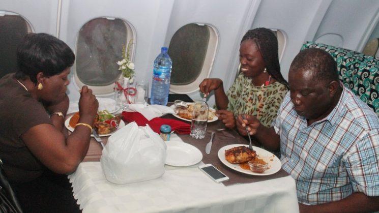 ghana plane restaurant 3