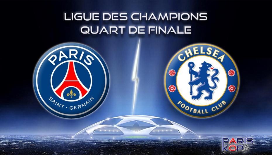 Paris a le Blues : Chelsea remporte les quarts de finale !