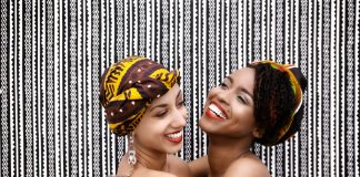 turban wax headwrap