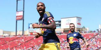 Le maillot de Thierry Henry quatrième plus vendu de MLS