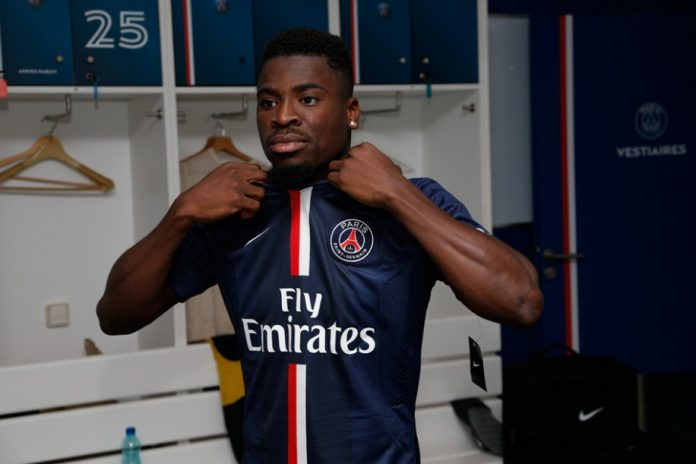 serge aurier psg interview 2014