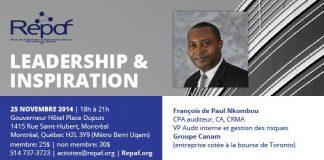 REPAF Francois De Paul Nkombo