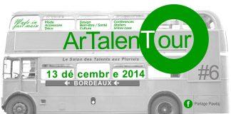 Salon ArTalenTour #6 Edition Bordeaux