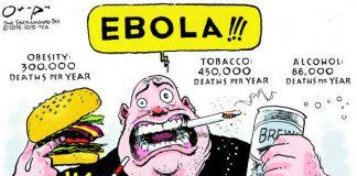 ebola afrique economie
