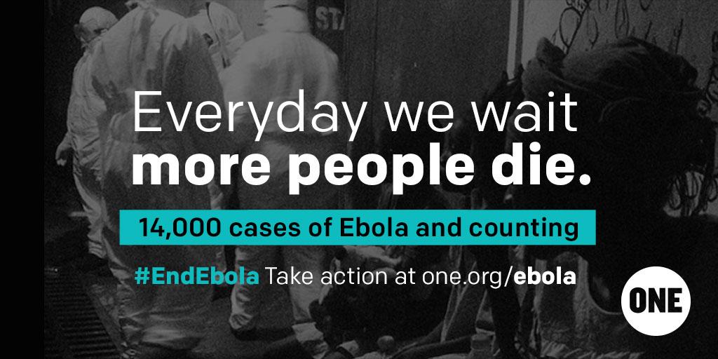 ebola campaign