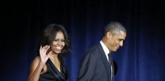 La romance de Michelle et Barack Obama bientôt au cinéma
