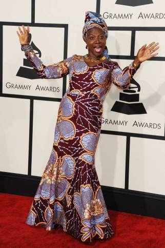 Angelique Kidjo récompensée aux Grammys femmes africaines-eve
