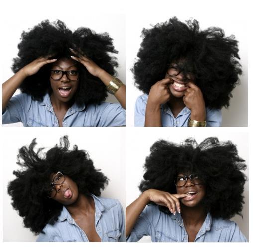 Faida Boina Astuces Cheveux crepus