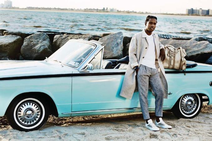 A$AP Rocky lâche un freestyle issu de son nouvel album