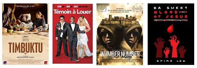 Films d'auteurs et blockbusters : AfrostreamVOD enrichit son catalogue.