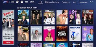 Quelles sont les nouveautés sur MYTF1 - Replay TV