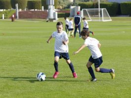 PSG ACADEMY MONTREAL QUEBEC PARIS FOOT