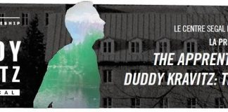 The Apprenticeship of Duddy Kravitz The Musical – Montreal Sorties