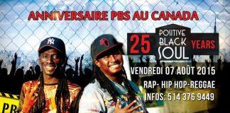Concert de Positive Black Soul