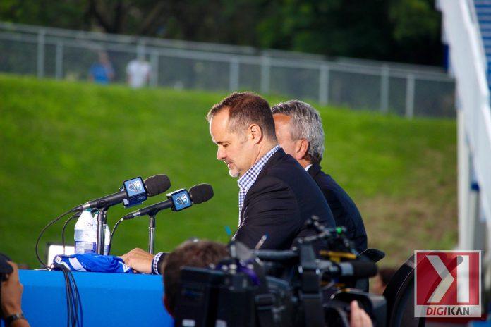 Bienvenue monde média montréalais-impact montreal-joey saputo