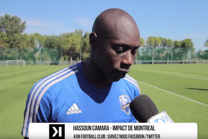 Hassoun Camara Biello Impact Montreal