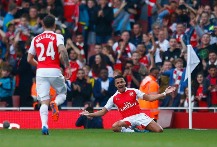 Arsenal domine