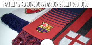 CONCOURS INSTAGRAM #PASSIONSOCCER