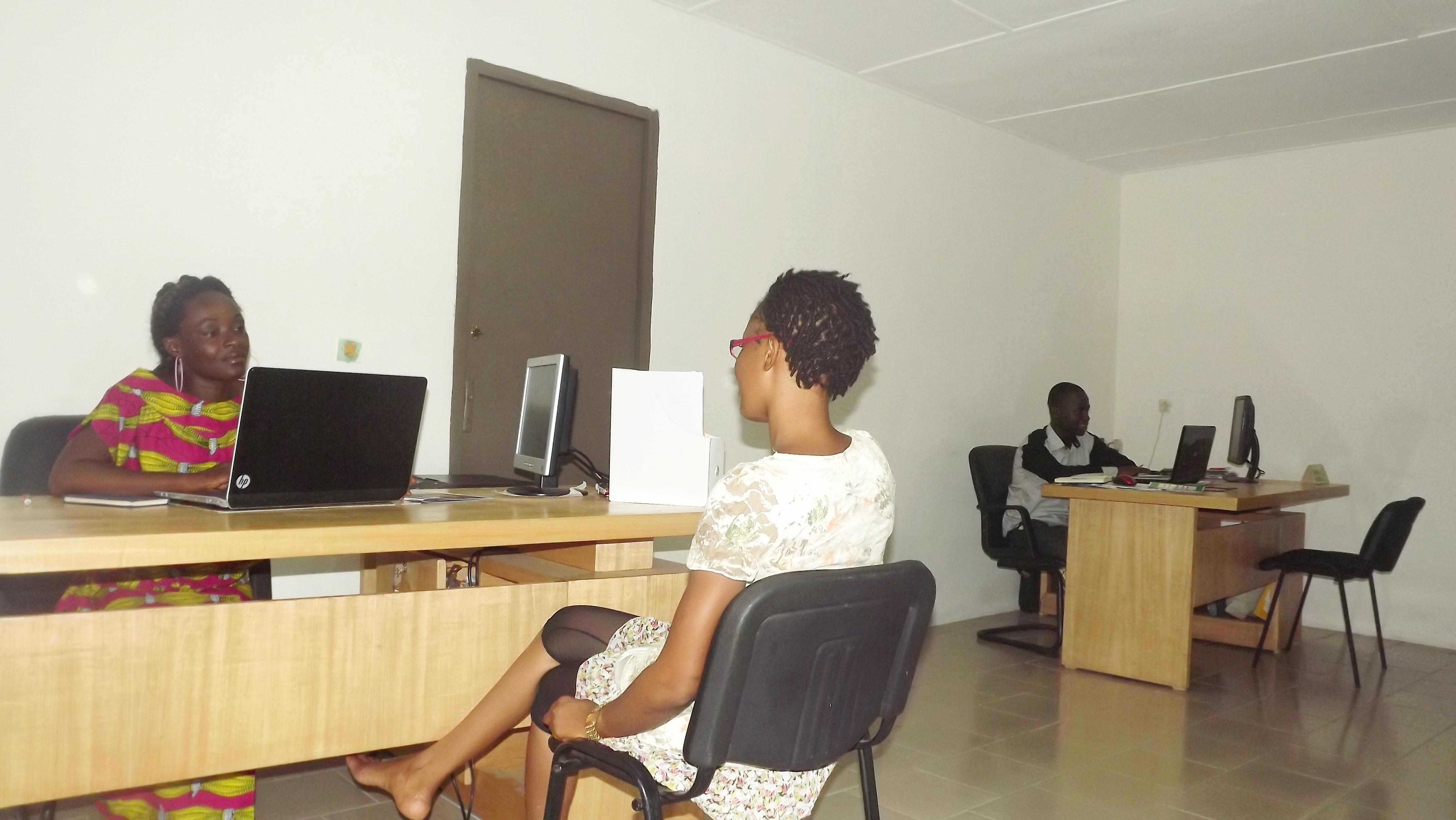 Afro inspiration steve nicou kotey co fondateur de for Bureau quebec abidjan