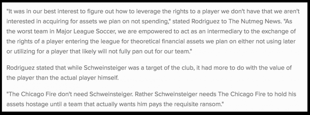 Source : http://www.thenutmegnews.com/current/2016/8/29/chicago-fire-begin-process-of-acquiring-tam-for-rights-to-bastian-schweinsteiger