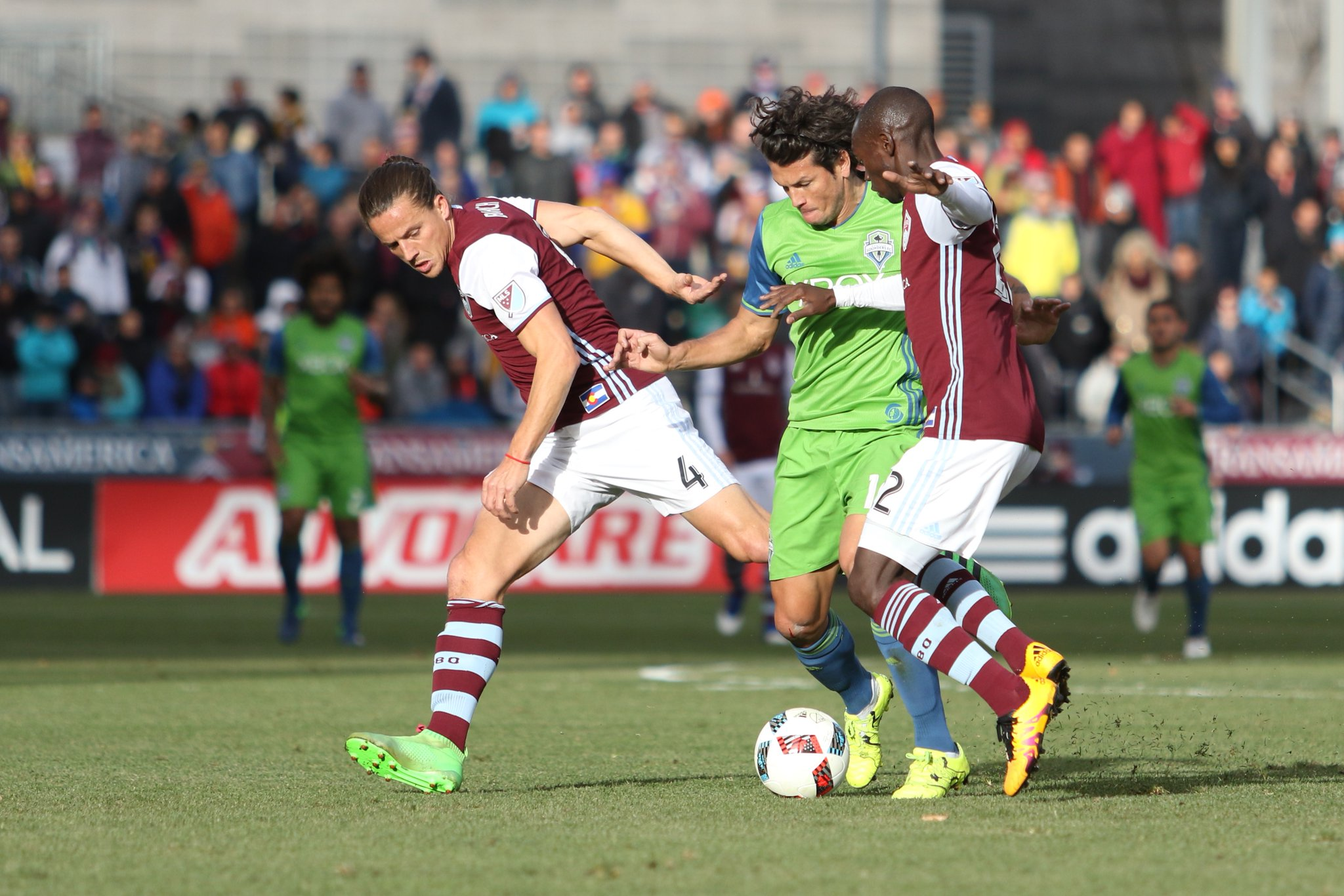 MLS: Seattle attend Toronto ou l'Impact de Ciman en finale