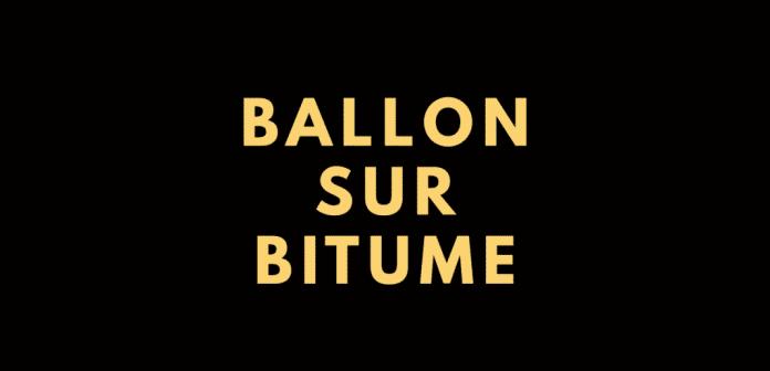 ballon sur bitume