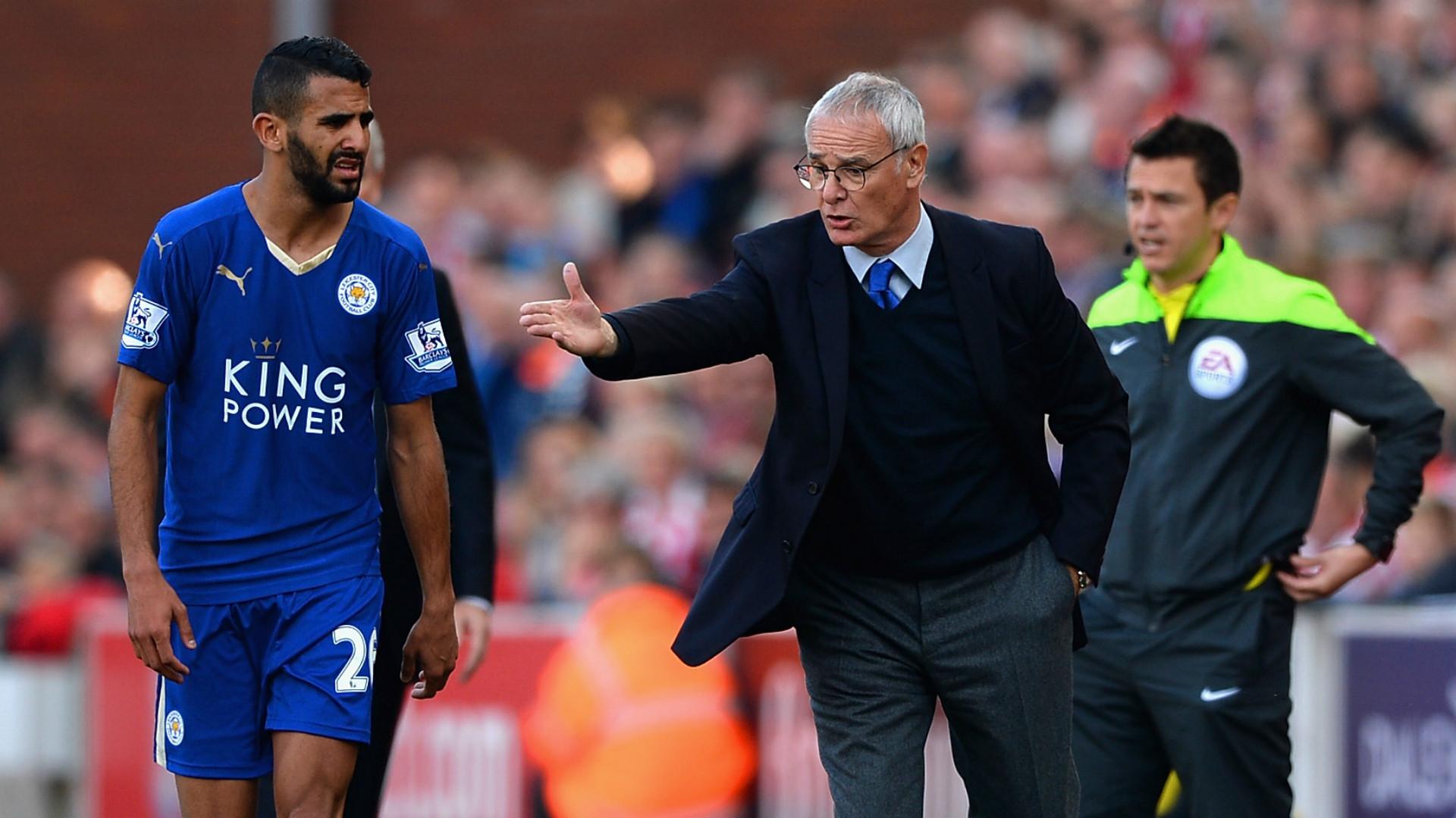 Leicester : Mahrez est-il la cause du relâchement de l'équipe ?