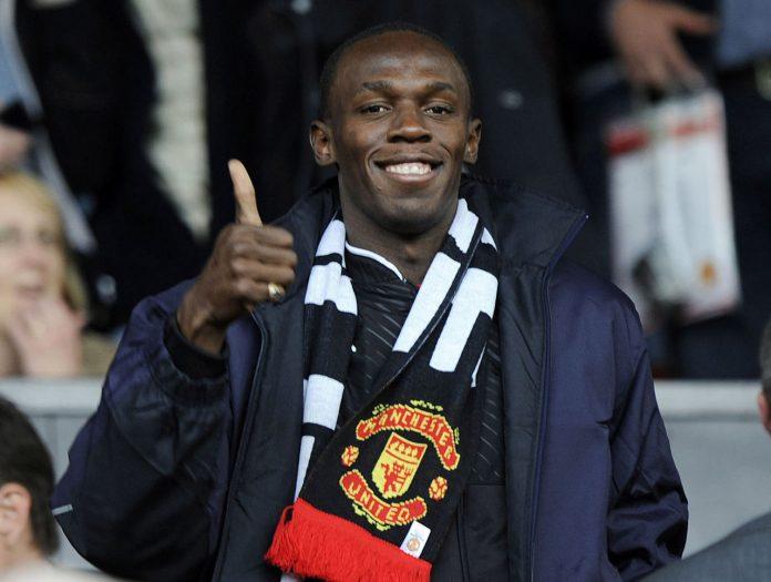 Bolt Manchester United