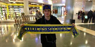 Alen Halilovic Las Palmas