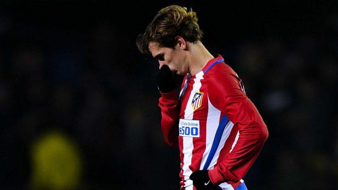 Antoine Griezmann Atletico Madrid