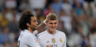 Marcelo Kroos Real Madrid