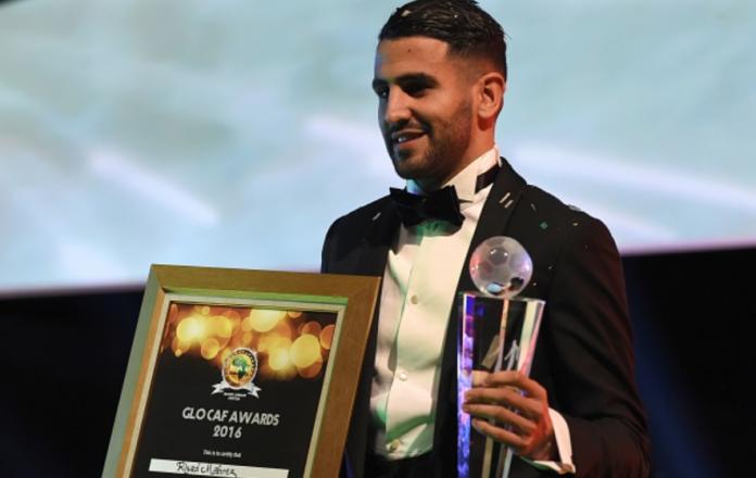 Riyad Mahrez football africain