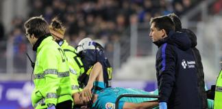 Sergio Busquets blessure