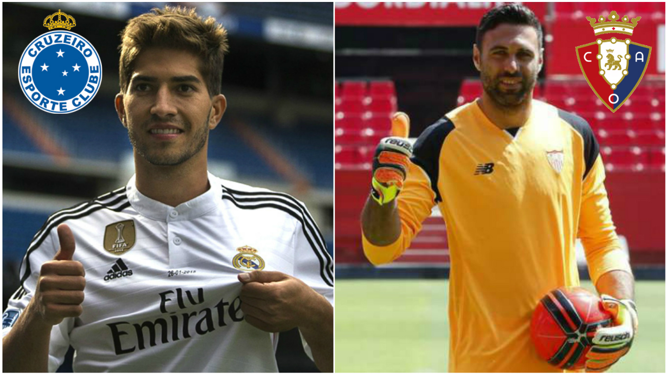 Le Real Madrid prête Lucas Silva jusqu'au 30 juin 2018 — Officiel
