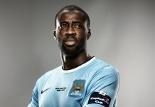 Yaya Toure Chine
