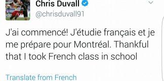 Une recrue de l'Impact de Montréal fait le buzz sur les réseaux sociaux