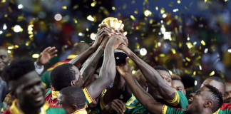 Cameroun champion Afrique 2017